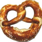 Heathen pretzels:  Beelzebub invades Philly street corners