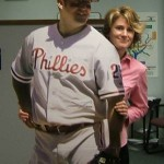 Jim Thome visits the soulless office park