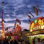 York Fair: midway