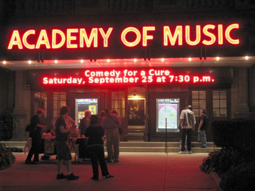 Northampton's Academy of Music