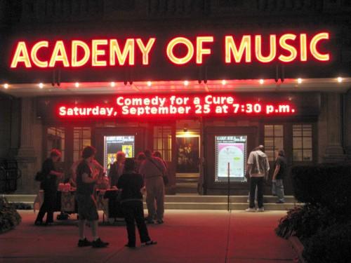 Northampton's Academy of Music