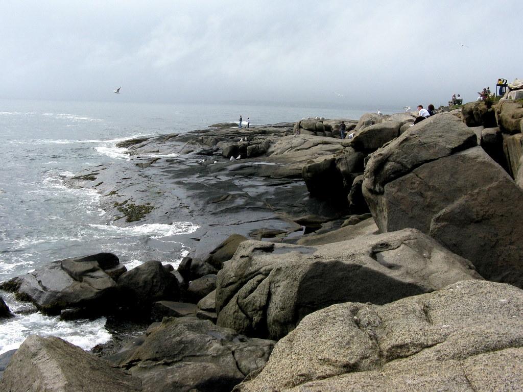 2 >> New England Trip Part 2: Gorham, ME