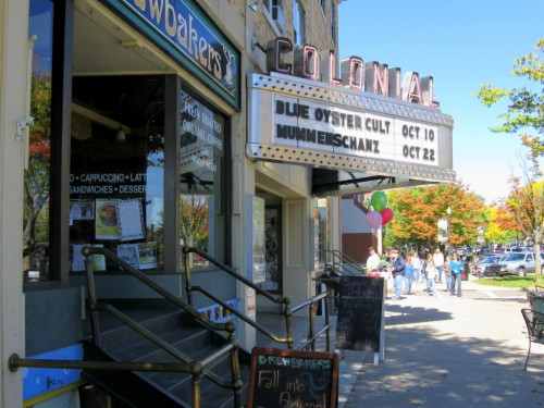 Keene's Colonial Theatre