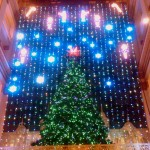 2010 Light Show at Philadelphia's Macys