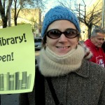 library rally