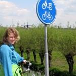 Kinderdijk bike ride