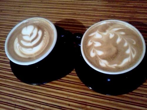 latte showdown