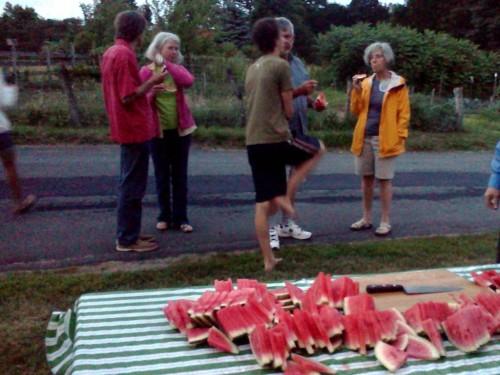 watermelon intermission