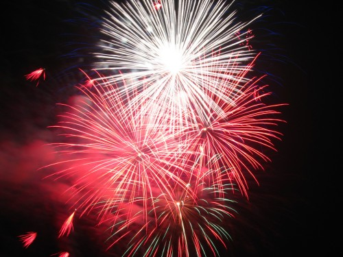 Lititz fireworks