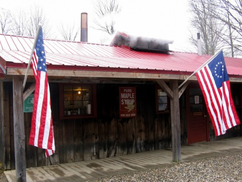 Red Bucket Sugar Shack