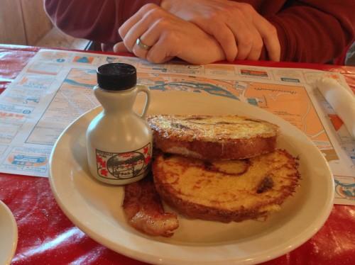 Davenport Breakfast