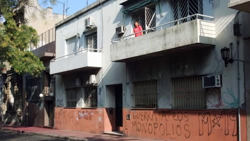 San Telmo apartment