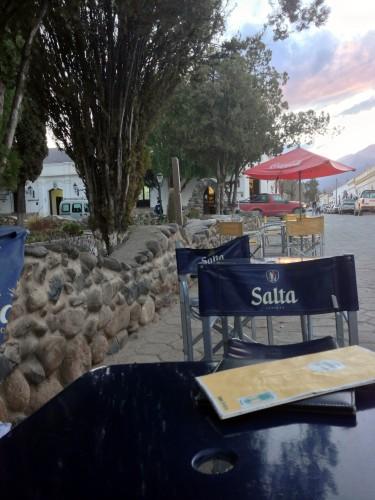 Cachi Plaza
