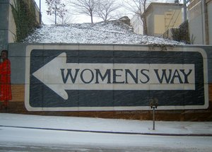 women's way snow