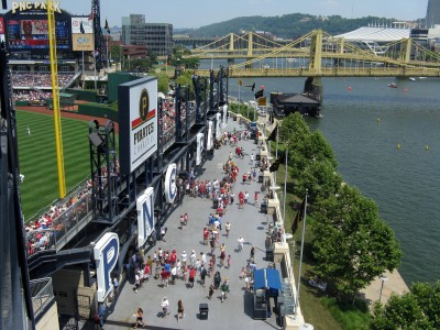 PNC Park Riverwalk