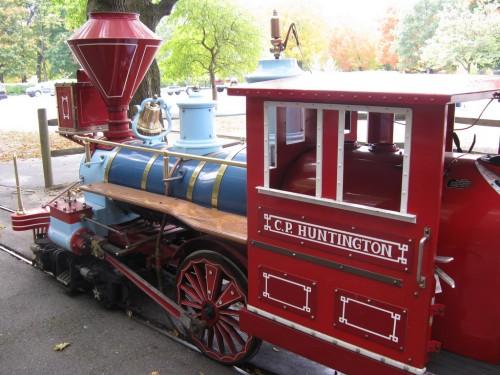 Look Park train