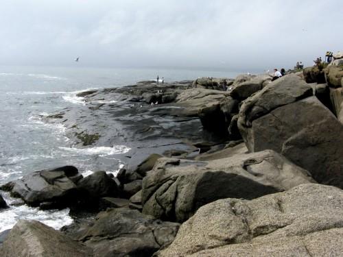 Southern Maine coast