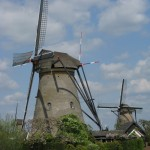 the famous windmills