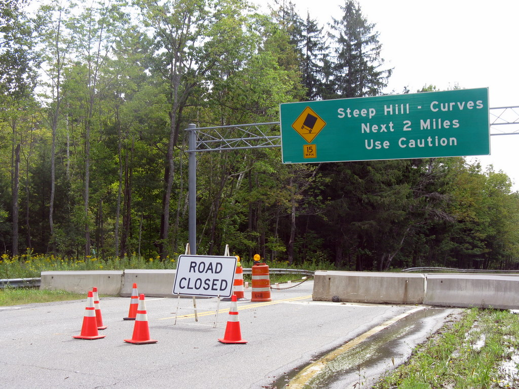 thwarted on the Mohawk Trail