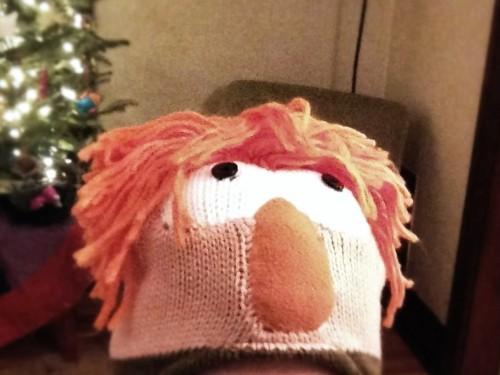 Beaker Hat
