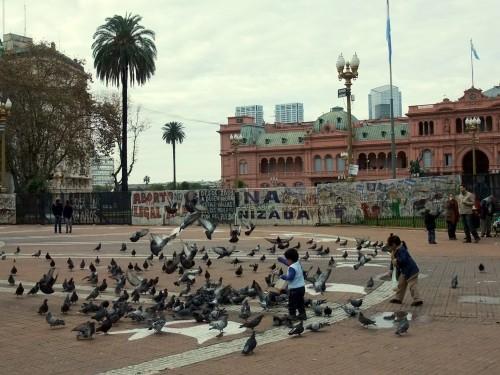 Plaza de Mayo, 2013